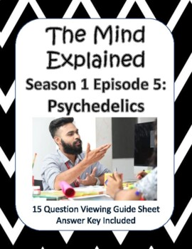 Netflix The Mind Explained: Episode 5 - Psychedelics - NEW!