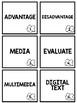 Netflix and Skills - Evaluate Diff. Mediums & Cite Evidence - EDITABLE