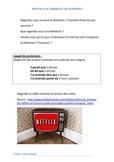 Netflix à la conquête de la france - Conversation B2