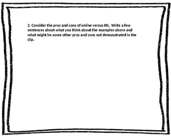 Netflix's Brain Child Episode 1: Comprehension Worksheet Packet