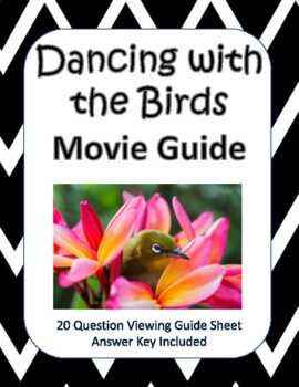 Netflix's Dancing with the Birds Movie Guide