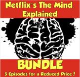 Netflix's The Mind, Explained BUNDLE *DISTANCE LEARNING*