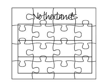Netherland Flag Puzzle Set