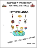 Netherlands, Social Studies, fighting racism, literacy, distance learning (1257)