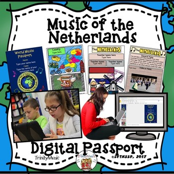 Netherlands World Music Digital Passport