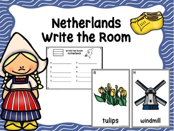 Netherlands Write The Room