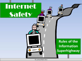 Internet Safety - Rules of the Information Superhighway