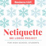 Netiquette Ski Lodge Digital Use Project