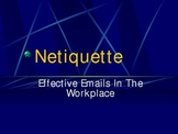 Netiquette _ppt_email etiquette in the workplace