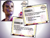 Netiquette (cartes à tâches) (Éthique et culture religieuse)