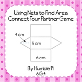 Nets and Surface Area Partner Game- 6.G.4