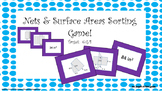 Nets and Surface Area Sorting Game!