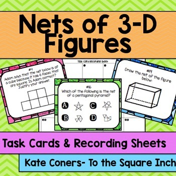 Nets Task Cards