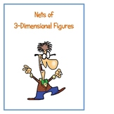 Nets of 3 Dimensional Figures
