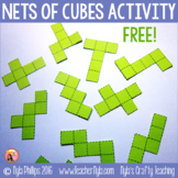Nets of Cubes Activity Sheets