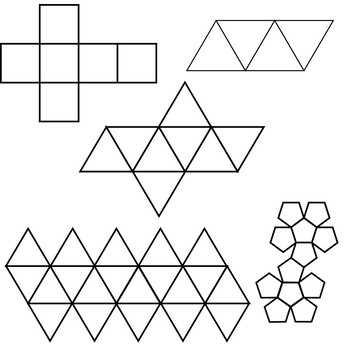 Image Width   Height   Version besides Principles Minibook additionally Grid Worksheet likewise Printable Geometry Sheets Tessellations also Octahedron. on worksheets on tessellations
