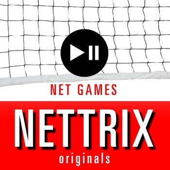 Nettrix Originals! 10 Physical Education Games Bundle!