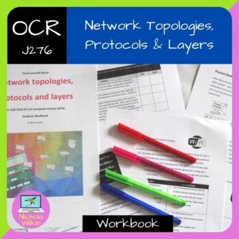 Network topologies, protocols and layers