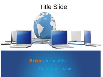 Networking PPT Template