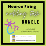 Neuron Firing Modeling: Guided AND Student-Driven Versions, Bundled