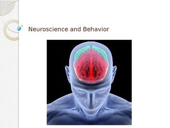 Neuroscience and Behavior