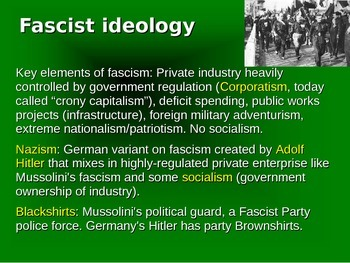 Neutrality and World War II PowerPoint