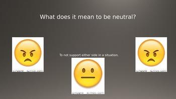 Neutralization PowerPoint