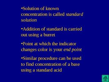 Neutralization Presentation (acids bases chemistry)