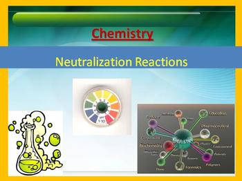 Neutralization Reactions Lesson - Chemistry PowerPoint Les