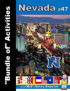 "Nevada #47 ""Bundle of Ten/More"" Activities"