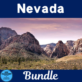 Nevada Activity Bundle