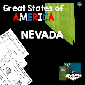 Nevada Activity Packet