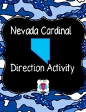 Nevada Cardinal Directions Activity