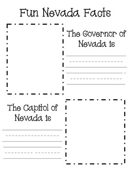 Nevada Facts Book