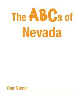 Nevada Handwriting Printables - Cursive Edition