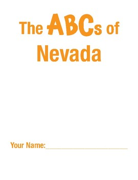Nevada Handwriting Printables - Cursive Edition