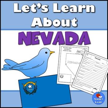 Nevada History and Symbols Unit Study