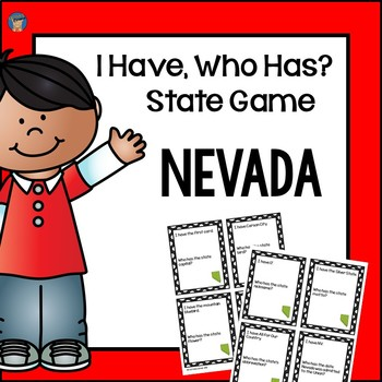 Nevada I Have, Who Has Game