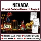 Nevada Research: Print & Go USA Presentation and Speech Te