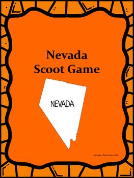 Nevada Scoot Game