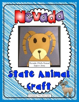 Nevada State Animal Craft
