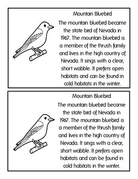 Nevada State Book