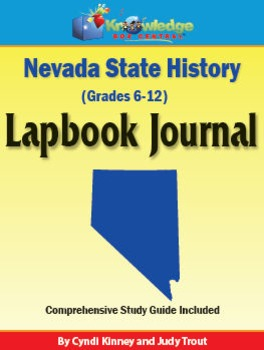 Nevada State History Lapbook Journal