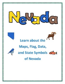 Nevada State Maps, Flag, Data, and Geography Assessment