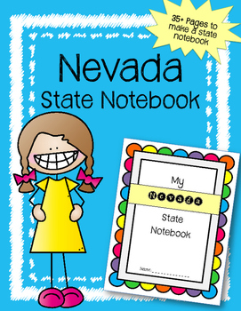Nevada State Notebook. US History and Geography