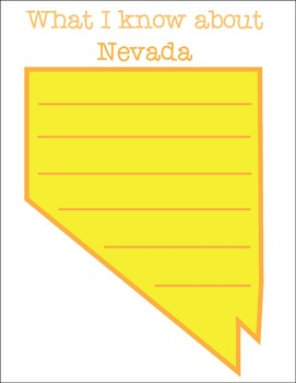 Nevada State Pack