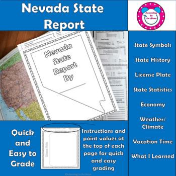 Nevada State Report