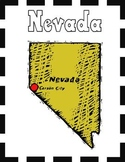 Nevada State Symbols and Research Packet