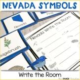 Nevada Symbols Write the Room