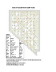 Nevada Word Search